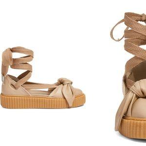 Puma Fenty by Rihanna creeper sandal